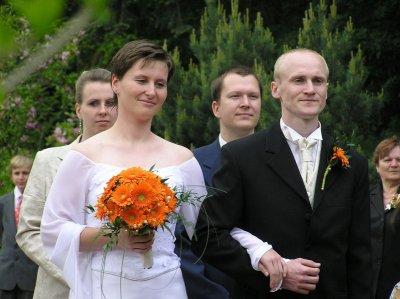 Klára, Květoslava, Petr a Tomáš