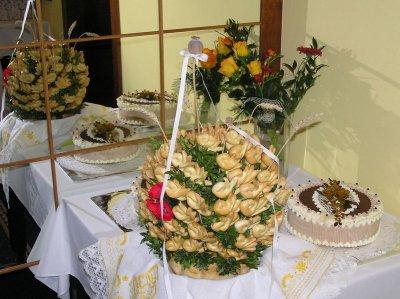 Svatební koláč