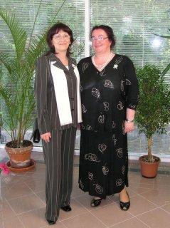 Věra a teta