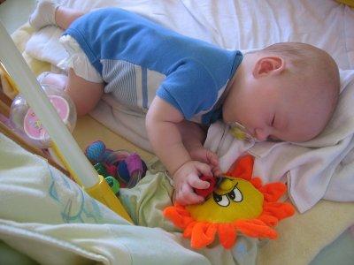 Spící Jeníček