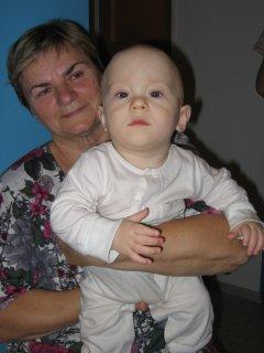 Babička s Honzíkem