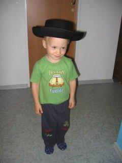 Jeníček s kloboukem